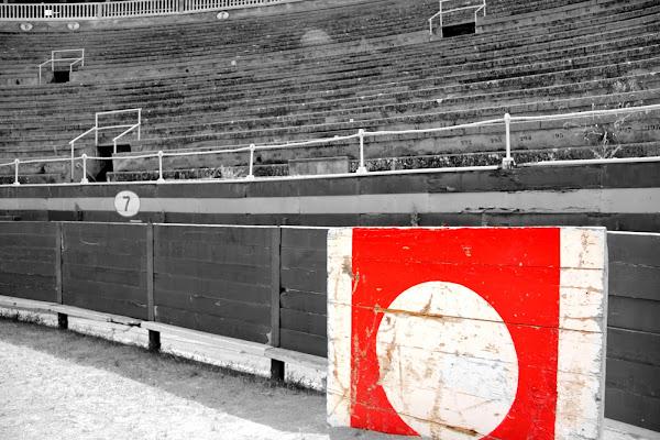 Bersaglio rosso di PhotoBySaraPesucci
