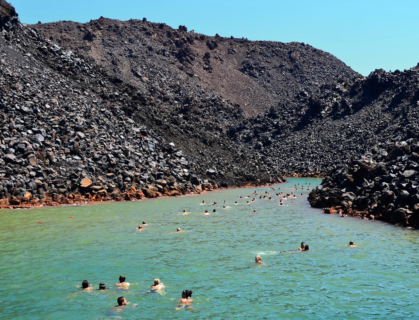 Fir nearby hot springs