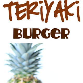 Easy Teriyaki Burger Recipe!