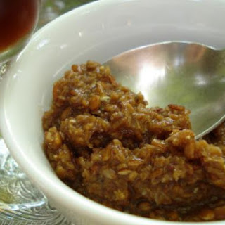 Prune Juice, Applesauce, Wheat Bran And Crushed Linseed