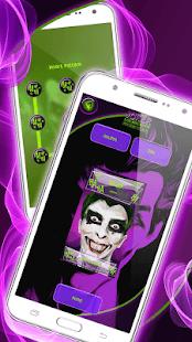 Joker Pattern Lock Screen - náhled