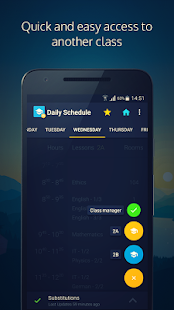 Daily Schedule - Timetable- screenshot thumbnail