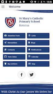 St Mary's Primary School- screenshot thumbnail