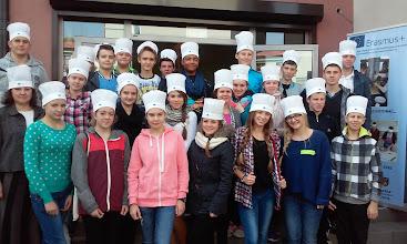 Photo: Kulinarna wymiana językowa pomiędzy Polską a Litwą [06-12.10.2014]