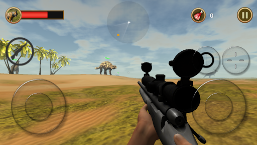 Wild Dinosaur Hunting 3D screenshot 10