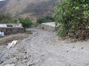 Photo: Camino de la fuente a su paso por la era de la fuente.