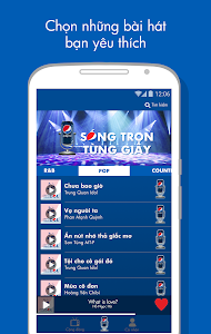 Pepsi KaraIdol screenshot 0