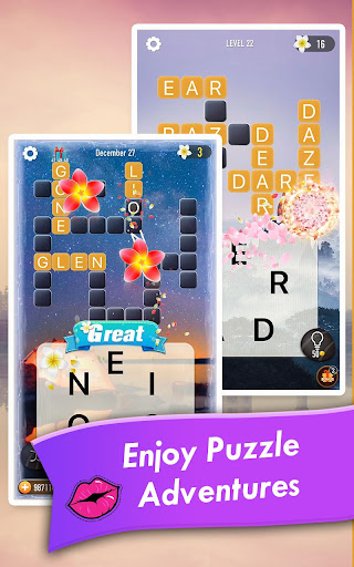 Word Crossy - A crossword game 2.0.22 screenshots 15