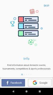 GetSporty - náhled