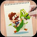 Learn to Draw Super Mario icon