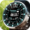 Time Web Watch Face icon