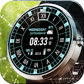 Time Web Watch Face