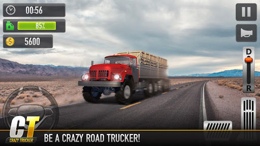 Crazy Trucker for Android apk 1
