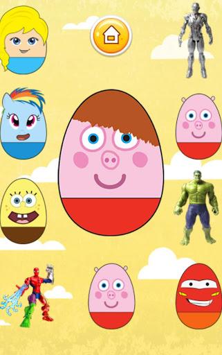 玩免費休閒APP|下載Surprise Eggs Pack 1 app不用錢|硬是要APP