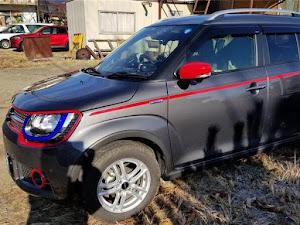 イグニス FF21S Fリミテッド 4WD セーフティパッケージモデルのカスタム事例画像 やひろっち@信州さんの2018年12月31日17:35の投稿