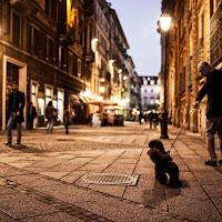 Per le strade di Torino di