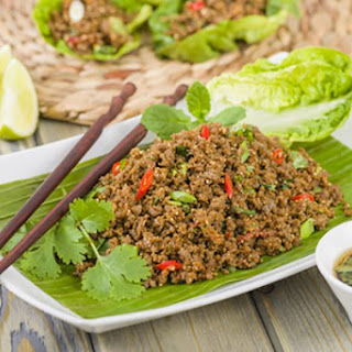 Larb Salad Recipes