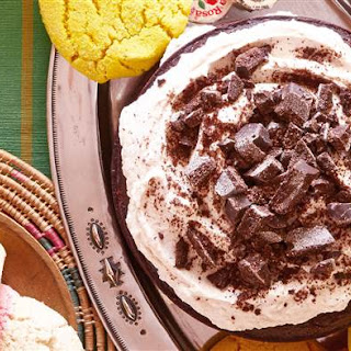 Mexican Chocolate Cake.