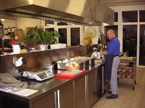 Photo: Modernste Küche !
