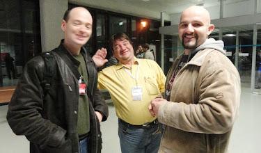 Photo: Croatian SF writers