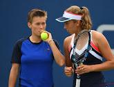 Elise Mertens treedt in voetsporen van Kim Clijsters in dubbelspel Masters