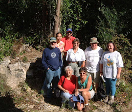 Photo: 2003 Ironwood Forest walkers, Grand Cayman, Feb.2, 2003