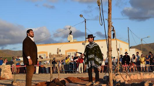 El western vuelve a Los Albaricoques para rememorar su pasado cinematográfico