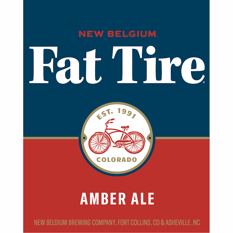 Logo of New Belgium Fat Tire