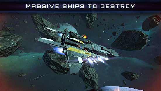 Subdivision Infinity Screenshot
