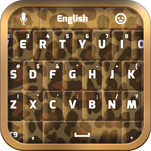 野性的豹纹键盘 個人化 App LOGO-APP試玩