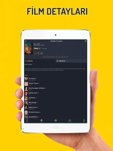 TINQ | Film ve Dizi tavsiyeleriyle sosyal ağ! screenshot 9