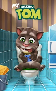 Mein Talking Tom Screenshot