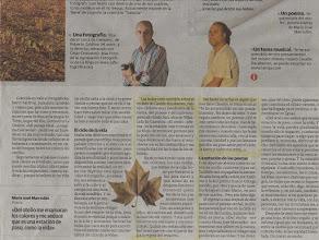 Photo: entrevista Logroño España