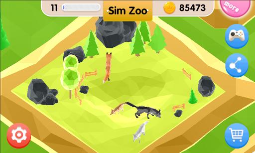 Sim Zoo - Wonder Animal  screenshots 5