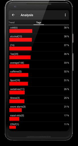 SnoreClock screenshot 4