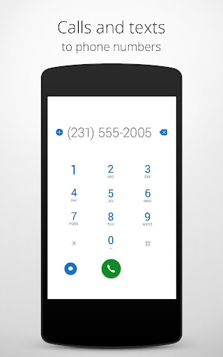Talkatone: Free Texts, Calls & Phone Number 5.7.6 screenshots 5