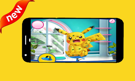 pikachu doctor and dress up 1.0 screenshots 3