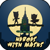 Heroes with Masks