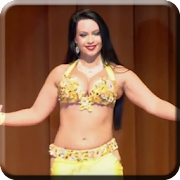 Sexy belly dancer