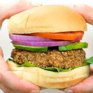 The World's Best Veggie Burgers (Gluten Free, Dairy Free, Vegan)