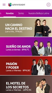 Univision- screenshot thumbnail