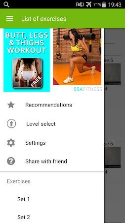 Butt, Legs & Thighs Workout 1.5 screenshot 1491759