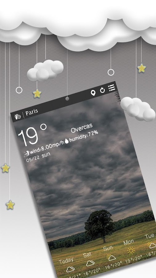 Weather Forecast- screenshot