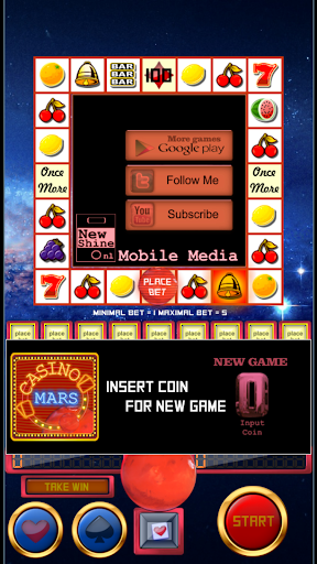 slot machine casino mars 1.0.3 screenshots 5
