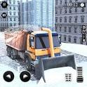 Snow Blower Truck Excavator icon