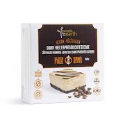 Gluten-Free Fair Trade Espresso Cheesecake