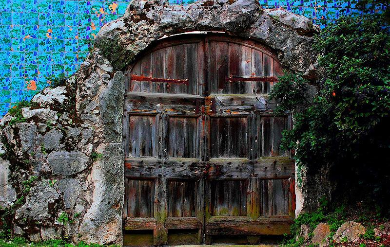 Open the Door di Tomassetti Sara