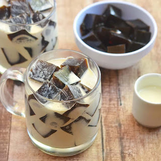 Coffee Jelly.