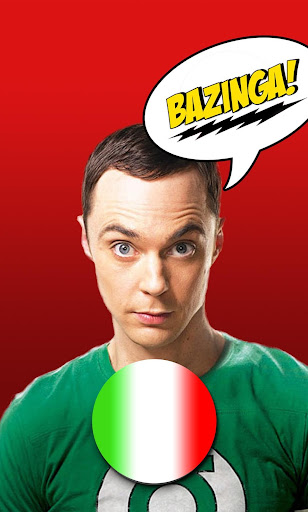 BAZINGA in italiano