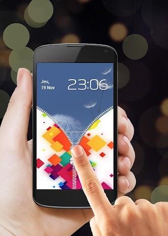 android Zipper Screen Lock 2016 Screenshot 4